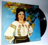 Disc vinil \ vinyl Muzica Populara MARIA CIOBANU - Salcioara de pe Olt, electrecord