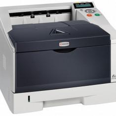 Imprimanta KYOCERA 1350DN, 30 PPM, Duplex, Retea, USB, 1200 x 1200, Laser, Monocrom, A4 - Imprimanta laser alb negru Kyocera, 30-34 ppm