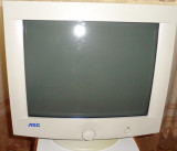 "MONITOR CALCULATOR AOC 17"" S/H, 17  inch"