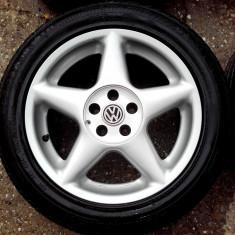 JANTE DEZENT 16 5X100 VW GOLF4 BORA POLO SKODA SEAT - Janta aliaj Dezent, Numar prezoane: 5