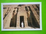 HOPCT  22250  EGIPT ABU SIMBEL-TEMPLUL LUI NEFERTITI     [NECIRCULATA], Printata