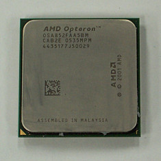 AMD Opteron 852 OSA852FAA5BM, 2600 mhz, Socket 940 - Server de stocare