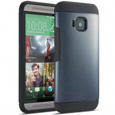 Husa slim Armor HTC ONE M9 hybrid shockproof - Husa Telefon HTC, Plastic