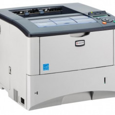 Imprimanta Laser Monocrom Kyocera 2020dn, Duplex, Retea, USB, 37 ppm - Imprimanta laser alb negru Kyocera, DPI: 1200, A4, 35-39 ppm