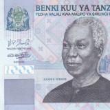 Bancnota Tanzania 1.000 Shilingi (2003) - P36b UNC - bancnota africa