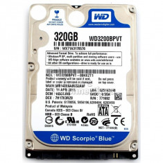 HDD Laptop 320GB SATA, 2.5 inch, Diverse Modele