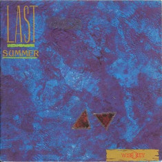 Wish Key - Last Summer (1986, Ariola) Disc vinil single 7