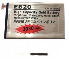 Acumulator De Putere Motorola EB20 Droid Razr XT910 XT912 MT917 XT885 MB886