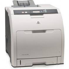 Imprimanta HP LaserJet 3800N, 22 PPM, USB, Retea, 600 x 600, Laser, Color, A4 - Imprimanta laser color