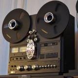 Magnetofon TECHNICS RS 1506 --4 piste impecabil-- - Deck audio