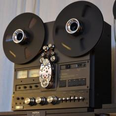 TECHNICS RS 1506 --4 piste impecabil-- - Deck audio