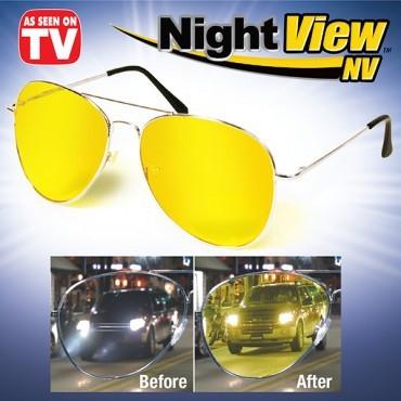 SuperDriver Night Vision, revolutionarii ochelari de condus noaptea!
