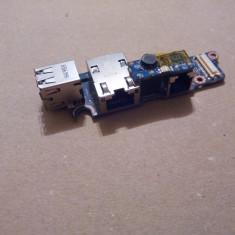 Modul USB + LAN DELL LATITUDE D630 - Port USB laptop