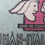 Ghid de conversatie Roman Italian -Ani Virgil