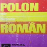 Mic dictionar Polon Roman -Vladimir Iliescu