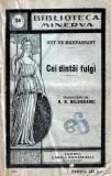 Cei dintâi fulgi de Guy de Maupassant