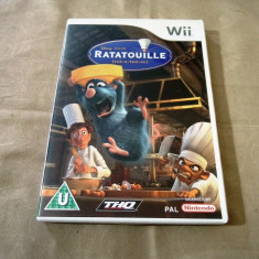 Ratatouille, pentru Wii, original, PAL, alte sute de jocuri - Jocuri WII Thq, Actiune, 3+, Multiplayer
