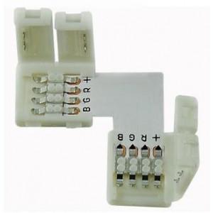 conector colt pentru banda led RGB (50 buc)