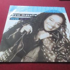 *** DISC VINIL KYM MAZELLE - LOVE STRAIN - Muzica House
