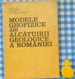 Modele geofizice ale alcatuirii geologice a Romaniei Radu Botezatu