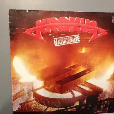 KROKUS - HARDWARE (1981 / ARIOLA REC / RFG) - disc ViniI/Vinyl/ROCK