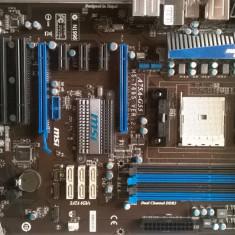 Kit SATA3 4USB 3 QUAD CORE MSI A75A-G55  +AMD Llano A6-3670k 2.7 GHZ Gaming