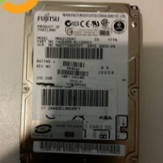 Hard ide-ata laptop - HDD laptop Seagate, 81-99 GB, Rotatii: 7200, SATA, 8 MB