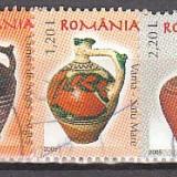 Romania.2005.Ceramica Romaneasca III RO05.1703 - Timbre Romania, Stampilat