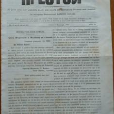 Ziarul religios , Preotul , foaie saptamanala , nr. 15 si 16 , 1863 , chirilica