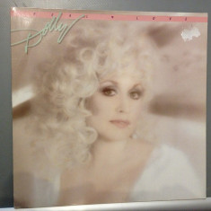 DOLLY PARTON - REAL LOVE (1985 / RCA REC /RFG ) - DISC VINIL/COUNTRY/VINYL - Muzica Country rca records