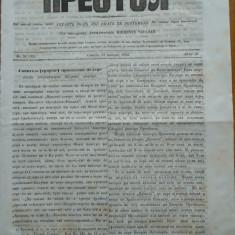 Ziarul religios , Preotul , foaie saptamanala , nr.20 , 1863 , chirilica