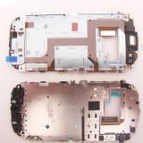 Carcasa Nokia C7-00 (Placa Tastatura+Rama Display) Original