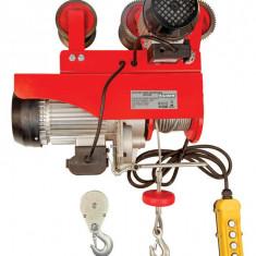 121104-Macara electrica 1000 kg 1600 W cu deplasare motorizata Raider Raider Power Tools