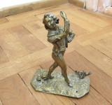 """""""Toreador"""" statueta veche de bronz"""
