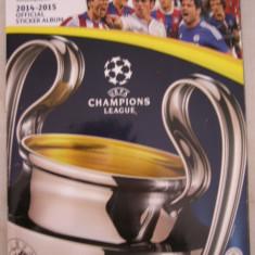ALBUM PANINI - UEFA CHAMPIONS LEAGUE - EDITIA 2014 - 2015