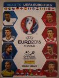 MRHAB CE - ALBUM STICKERE - CAMPIONATUL EUROPEAN - FRANTA - EDITIA 2016