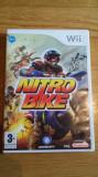 JOC WII NITROBIKE ORIGINAL PAL / by DARK WADDER, Curse auto-moto, 3+, Multiplayer, Ubisoft