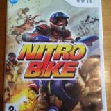 JOC WII NITROBIKE ORIGINAL PAL / by DARK WADDER - Jocuri WII Ubisoft, Curse auto-moto, 3+, Multiplayer