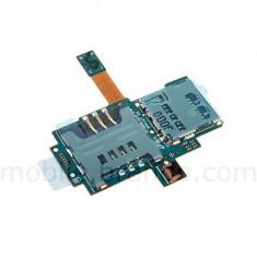 Suport sim si card MicroSD Samsung I9000 Galaxy S Original Swap
