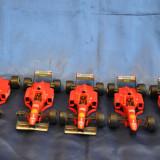 Lot 5 machete FERRARI F310 (1996) 1/20 Shell Maisto. Formula 1 F1, CU LIPSURI