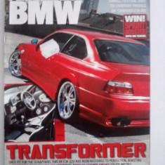 Revista auto Performance BMW October 2007 editata in U.K.