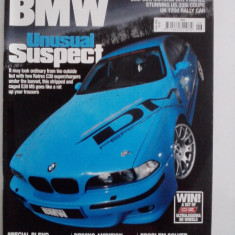 Revista auto Performance BMW June 2008 editata in U.K.