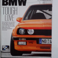 Revista auto Performance BMW April 2008 editata in U.K.