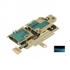 Suport cititor SIM si card MicroSD Samsung I9305 Galaxy S3 LTE O