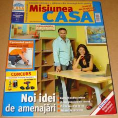 MISIUNEA CASA - Septembrie 2007 - Revista casa