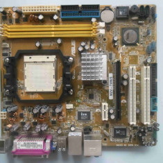 Placa de baza Asus M2V-TVM/S DDR2 PCI Express Video onboard socket AM2, Pentru AMD, MicroATX