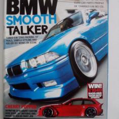 Revista auto Performance BMW August 2007 editata in U.K.