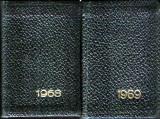 Miniagende 1968 şi 1969