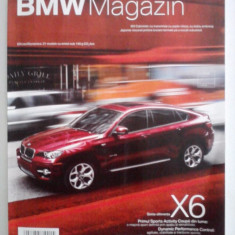 Revista auto BMW Magazin nr. 2 / 2008