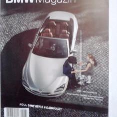 Revista auto BMW Magazin nr. 1 / 2011